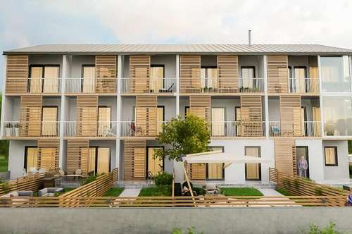 Modernes Wohnen mit Balkon in Mörbisch am See