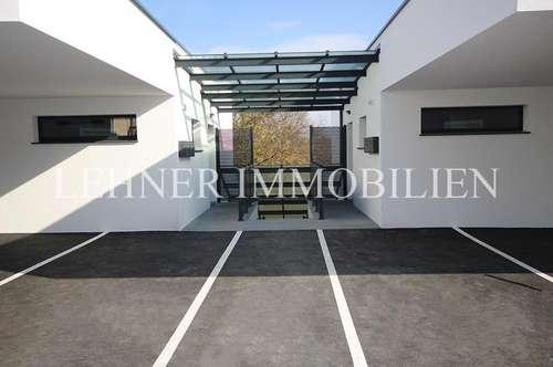 Feldkirchen Nähe Muradweg - Exklusive Terrassenwohnung mit schöenem Grünblick!