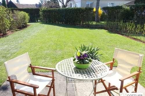 Erstbezug mit Garten! Liebevoll saniertes Einfamilienhaus mit Gartennutzung in Grünruhelage