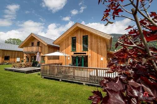 Modernes Ferien-Chalet im Skigebiet Kreischberg/Murau
