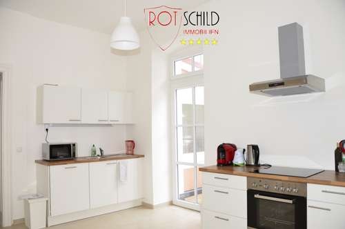 perfekte 2 Zimmer Wohnung mit Balkon im Zentrum vom Kurort ab Juni !