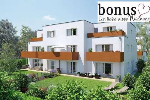 Wohntraum: herrliche 4-Zimmer Wohnung mit Balkon und Garagenplatz. Schnellbahnnähe!