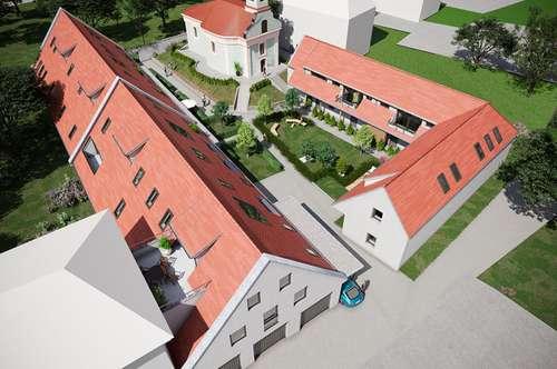 Erstbezug: 18 Eigentumswohnungen in ruhiger Lage in Fürstenfeld! PROVISIONSFREI