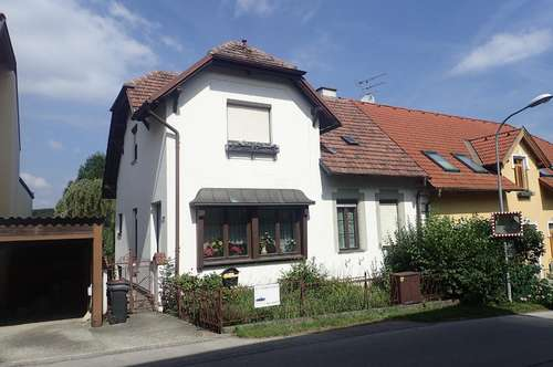 Wohnhaus im Wienerwald