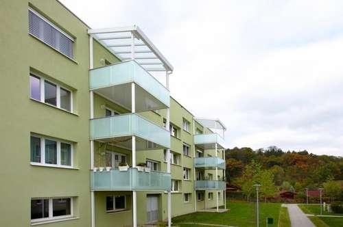 Auberg/Urfahr nähe Petrinium - schöne Wohnung mit Loggia 21 m²