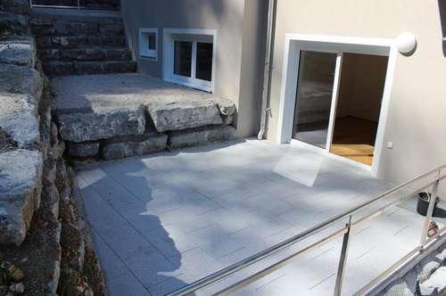 Gemütliche 2 Zimmer Terrassenwohnung