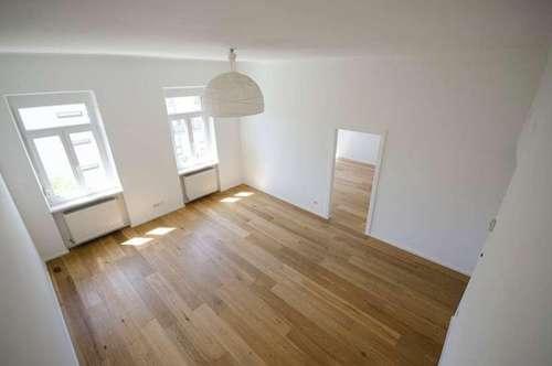 Top sanierte 2-Zimmer-Wohnung