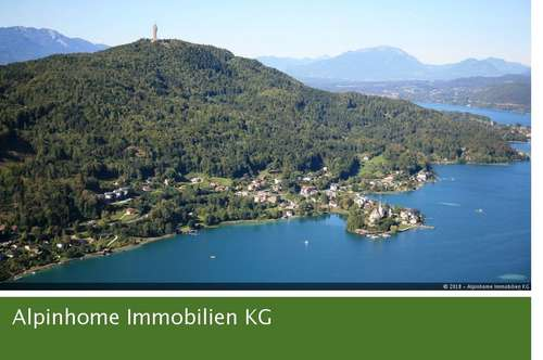 Provisionsfrei - Gemütliche Eigentumswohnung Top 3b mit direktem Seezugang am idyllischen Wörthersee!