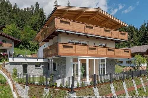 Kauf: Neubauwohnungen in der Kelchsau