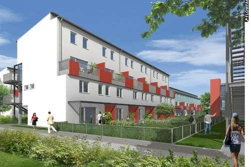 Erstbezugs-Maisonette-Wohnung mit Terrasse & Garten!