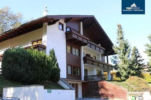 38m² Mietwohnung mit großem Balkon