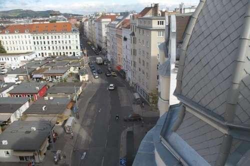Karmelitermarkt! Penthouse mit großer Dachterrasse!
