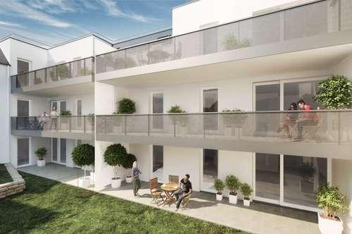 Gartenwohnung mit 4 Zimmern, Top 01