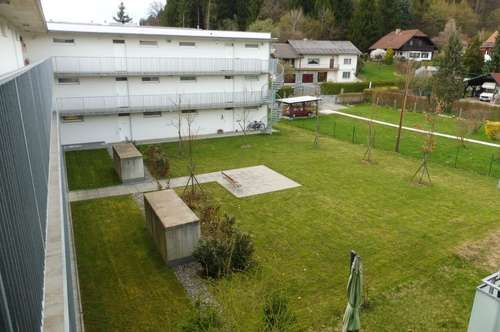Wunderschöne 2-Zimmer-Neubauwohnung nähe LKH mit großem Balkon