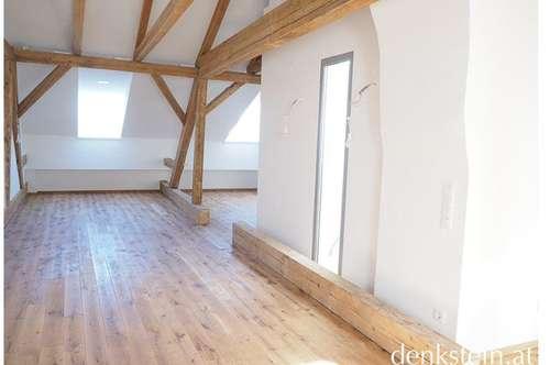 Erstbezug! Bezaubernde luxuriöse 3-4 Zimmer Dachwohnung an der Salzach, Salzburg Stadt