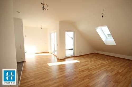 gemütliche 74m² Neubauwohnung mit kleiner Dachterrasse in Michaelnbach zu vermieten! BEZUGSBEREIT!