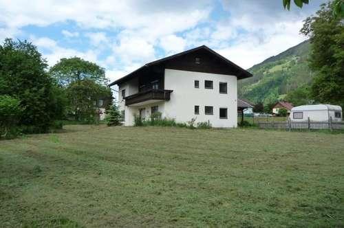 Wohnhaus mit viel Potential in schöner Lage in Greifenburg