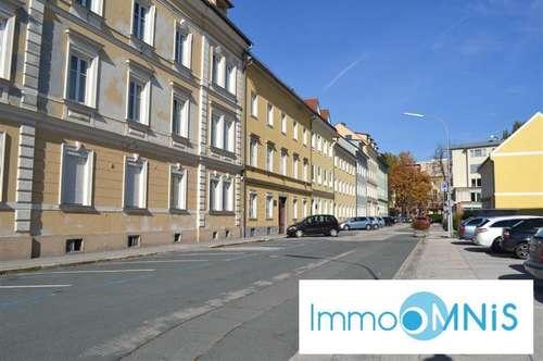 Stadtwohnung mit Innenhofblick