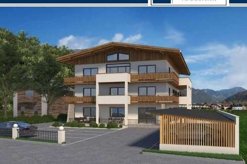 Ruhige Neubau-Obergeschosswohnung in Kirchdorf in Tirol