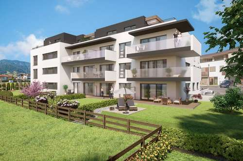 Neu - Geförderte Eigentumswohnungen in Altenmarkt - 90 m²