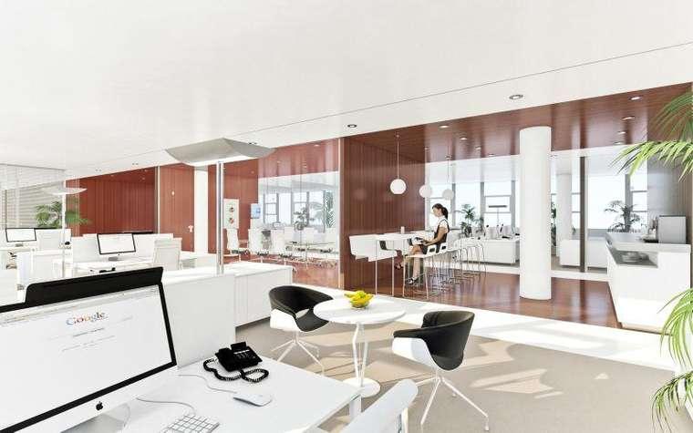 Moderne bürokonzepte  Moderne Bürokonzepte am Bahnhof Meidling
