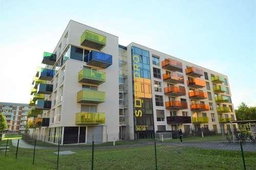 VOLLMÖBLIERTE 2 ZI-Wohnung mit Balkon - Nähe Uni Klinik
