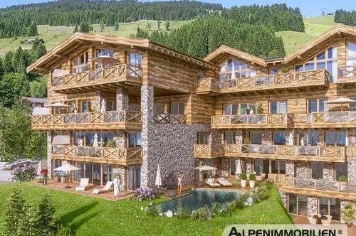 [EXKLUSIV - SONNIGER SÜDHANG] Ferienappartements in Saalbach-Hinterglemm