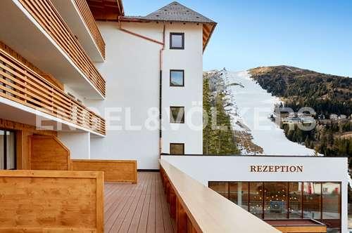 DAS ALPENHAUS Katschberg Apartment – M