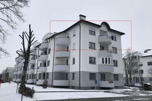 zu mieten: helle Dachgeschoss-Wohnung in Ried im Innkreis