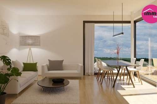 +++PROVISIONSFREI+++SUNSET SMART LIVING: Moderne 4 Zimmer Wohnung mit 170m² Garten