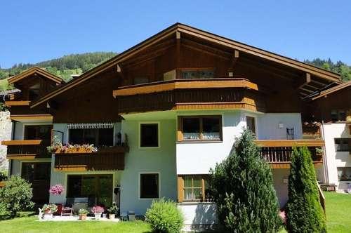 Gemütliche 3-Raumwohnung im Erdgeschoss in Viehhofen