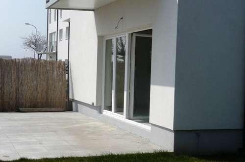 +Familienwohnung mit Garten und Garage