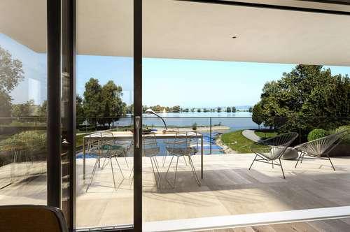 Wohnen am See - einzigartige 4-Zimmer-Maisonettewohnung direkt am Bodenseeufer I Top 03