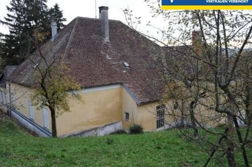 Herrenhaus-Castell in Ruhelage
