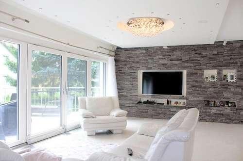 Traumvilla mit luxuriöser, moderner Ausstattung in absoluter Ruhelage nähe Kurpark Oberlaa