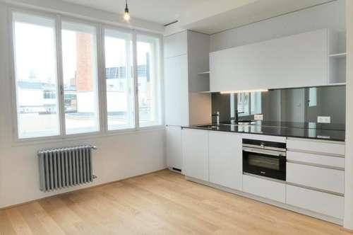 ERSTBEZUG!!! Luxus-Wohnung im City-Center auf Wunsch mit Garage