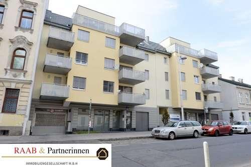moderne und ruhige 2-Zimmer-Wohnung mit Balkon! direkt bei U3-Kendlerstraße! ab Mai!