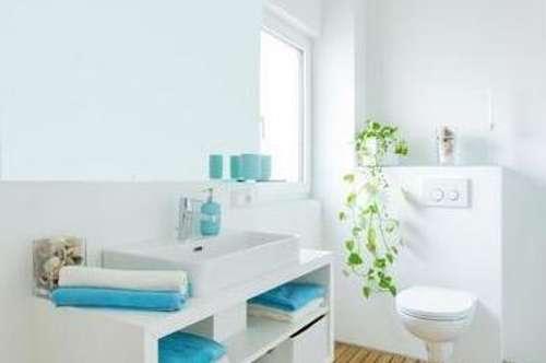 Top moderne 2- Zimmer Wohnung mit Garten
