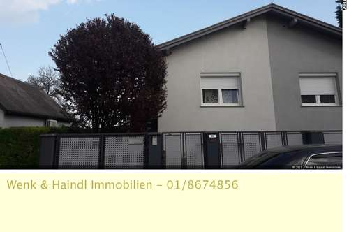 Gepflegtes - generalsaniertes Haus in Grünruhelage von Oberlaa - wenige Minuten zur U1