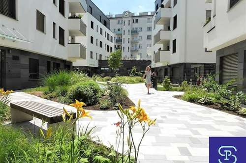 Südseitiger 60m² Neubau + 15m² Terrasse in Topruhelage - 1040 Wien