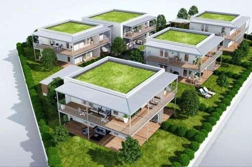 ERSTBEZUG - St. Peter - 64m² - 3-Zimmer-Gartenwohnung - einzigartige Raumaufteilung - inkl. Parkplatz