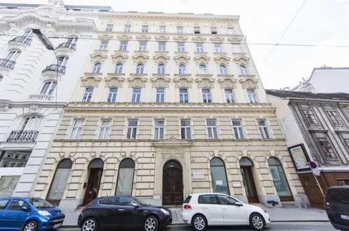 Tolle 3 Zimmer Maisonette-Wohnung mit Terrasse nahe zur Innenstadt in 1070 Wien - unbefristet zu mieten!