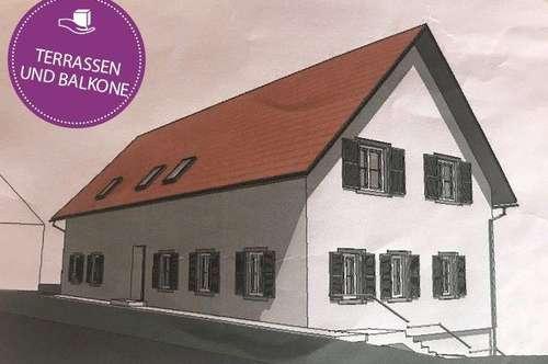 Terrassenwohnung mit 2 Schlafzimmer in Aussichtslage ...!