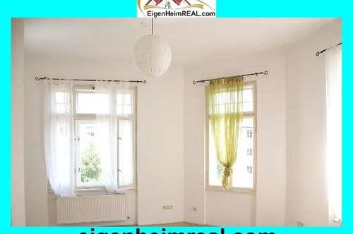 Renovierte Altbauwohnung 3 Zimmer - RUHIGE LAGE