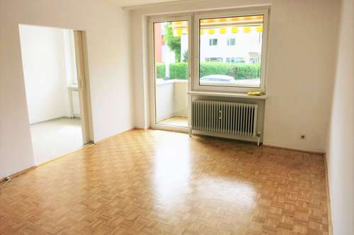Zentrale 3 Zimmer Wohnung mit Balkon in Salzburg Süd