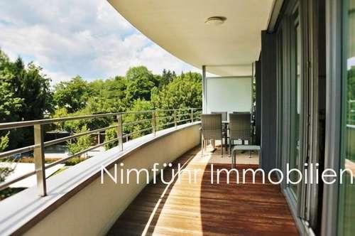 Elegante, sonnige 3-Zimmer Terrassenwohnung in ruhiger Stadtlage - Nonntal