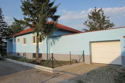 Einfamilienhaus mit Garten und Garage Miete
