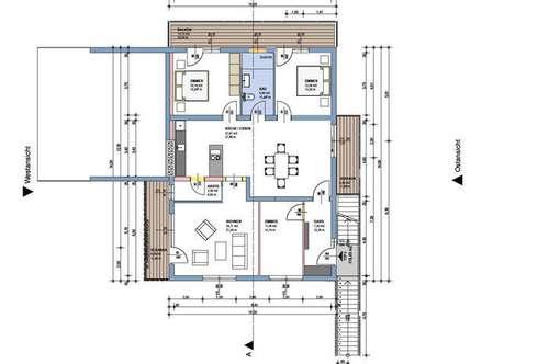 4 bis 5 Zimmer Mietwohnung in Traumumgebung 118qm