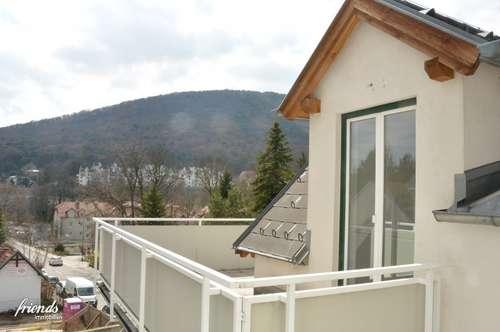 Dachterrassen-Wohnung mit 105 m2 WFL