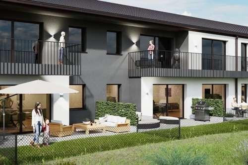 """""""SCHLÜSSELFERTIG! 3 Zimmer mit Balkon (9 m²) - Neubauwohnung - im Haus 1, Käuferprovision 0 %!"""""""
